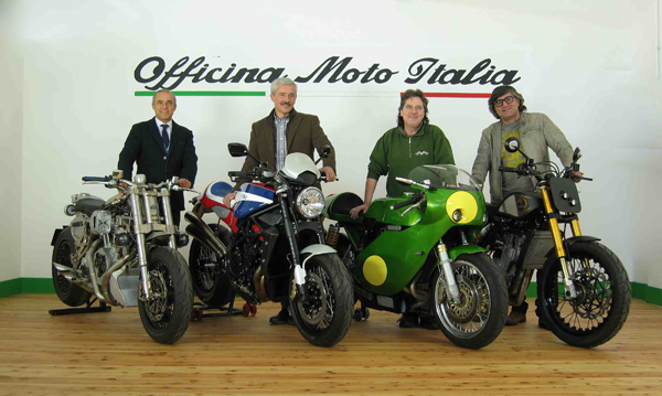 Officina Moto Italia