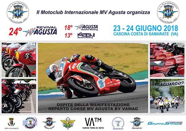 Revival MV Agusta